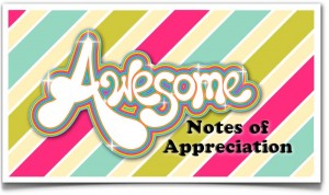 Lucky Star and Awesome Notes logos