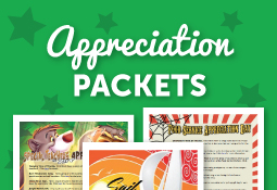 appreciation packets