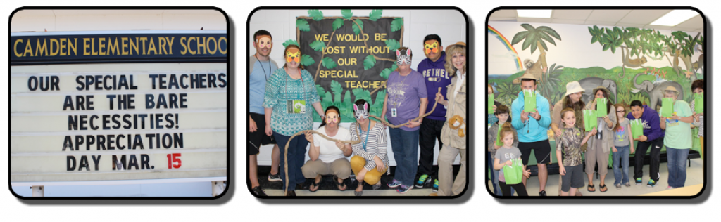Benton County-Special Teachers
