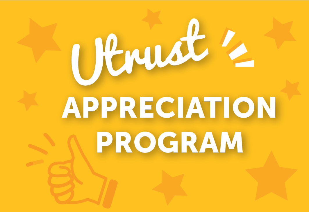 Utrust Appreciation Program